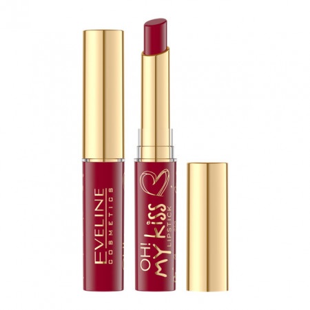 Ruj Buze Culorile Sarutului OH! My Kiss Eveline Cosmetics, 13 Love, Betty