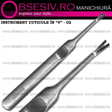 Instrument Cuticule in V Cod 02