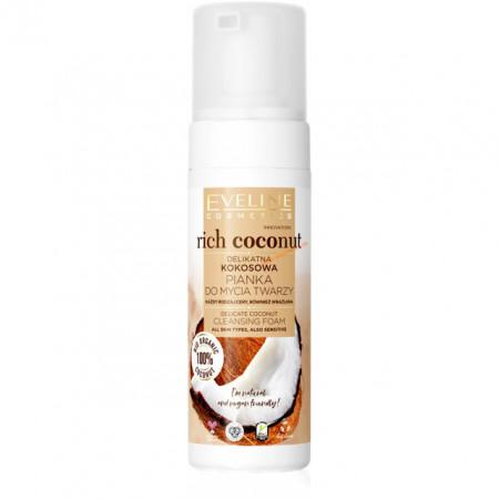 Spuma de Curatare Ten cu Cocos 100% BIO Organic Eveline Cosmetics