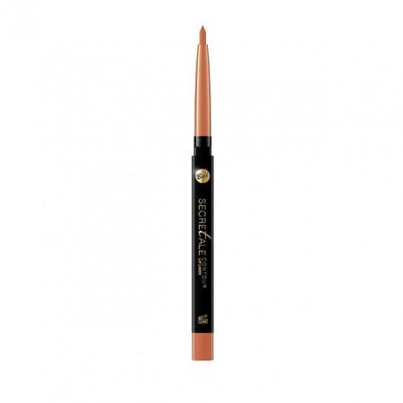 Creion Contur Buze Bell Secretale Contour Lip Liner, No 01