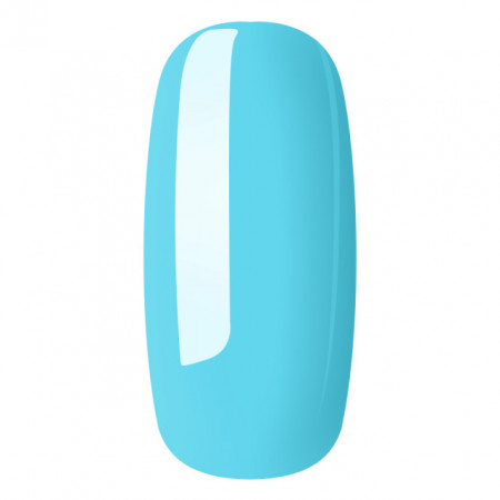 Geluri Color Unghii Exclusive Nails No 149 Capri Blue