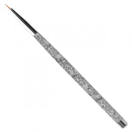 Pensula Pictura Varf Ascutit Aurora Gray No 00#