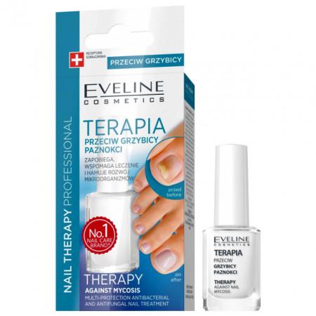 Tratament Profesional Impotriva Micozei si Infectiilor Fungice, Eveline Cosmetics Therapy Mycosis
