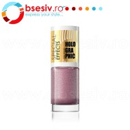 Lac Holografic Unghii, Eveline Cosmetics Special Effect, Cod 146