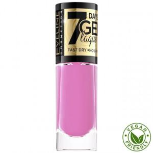 Lac Unghii cu Efect de Gel Eveline Cosmetics 7 Days Gel Laque No 100