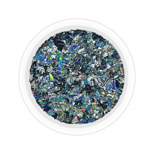 Micro Gheata Unghii Culoare Antracite Blue, Cod GUM04