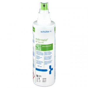 Mikrozid AF Liquid Schülke Flacon cu Pulverizator 250 ml, Solutie pentru Dezinfectie Rapida