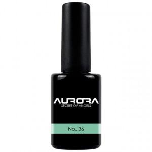 Oja Semipermanenta Aurora Secret, Color No 36, 11 ml