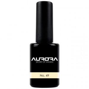 Oja Semipermanenta Aurora Secret, Color No 49, 11 ml