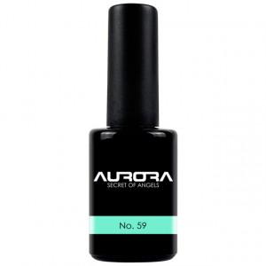 Oja Semipermanenta Aurora Secret, Color No 59, 11 ml