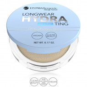 Pudra Hidratare Ten Hipoalergenica cu Acid Hialuronic Hydrating Longwear Bell Cosmetics