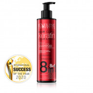 Sampon Par Regenerare si Protectia Culorii Micellar Hair Clinic Color & Repair 8in1 245 ml