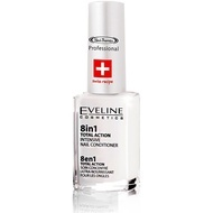 Tratament Unghii 8 in 1 Eveline Cosmetics Regenerare Instant Total Action
