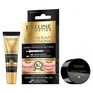 Volum Buze, Tratament Non-Invaziv 2 in 1 Eveline Cosmetics