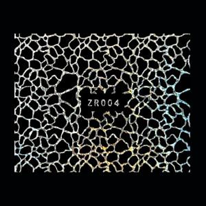 Abtibilde Unghii Autocolante, Cod ZR004, Motive Ornamentale Abstracte, Stickere Tatuaje si Accesorii Nails Art Unghii