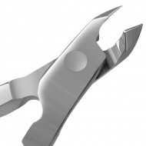 Cleste pentru Cuticule si Unghii Premium Stainless Steel Model Clasic Rusesc