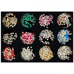 Decoratiuni Unghii Tip Tinte Multicolore, Accesorii Nail Art