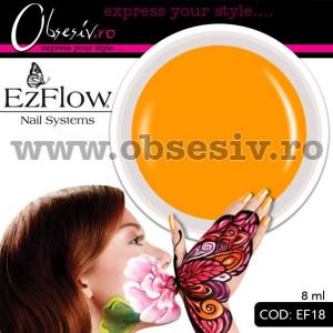 Gel color unghii Ez Flow - EF18 (Geluri profesionale EzFlow)
