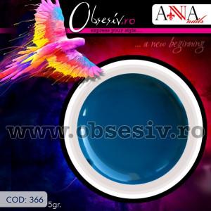 Geluri Colorate Anna Nails 366 - Gel Color UV Unghii