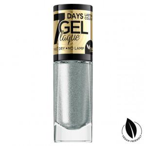 Lac Unghii cu Efect de Gel 7 Days Gel Festive Eveline Cosmetics No 02