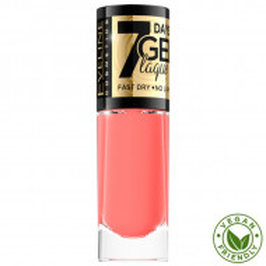 Lac Unghii cu Efect de Gel Eveline Cosmetics 7 Days Gel Laque No 101