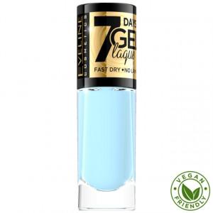 Lac Unghii cu Efect de Gel Eveline Cosmetics 7 Days Gel Laque No 87