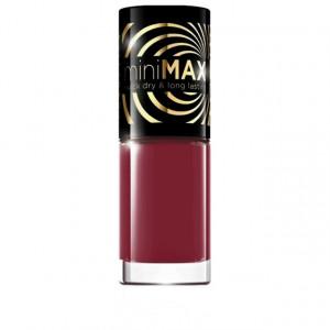 Lac Unghii MiniMax Eveline Cosmetics, Cod 601