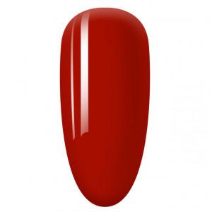 Oja Semipermanenta Exclusive Premium, Culoare Red Cherry, 15 ml
