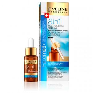 Ser Multifunctional 8in1 Impotriva Imperfectiunilor Tenului Eveline Cosmetics Facemed+