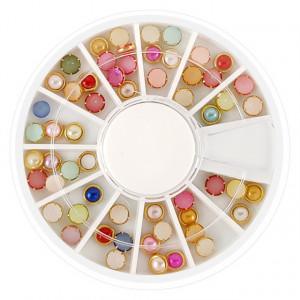 Decoratiuni Unghii Tip Tinte Culori Diferite No 24242