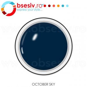 Geluri Color Unghii, Producator Royal Femme, Culoare October Sky, Gramaj 5ml, Geluri Colorate Manichiura