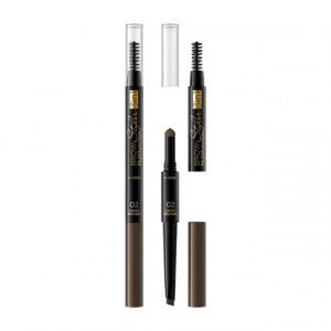 Kit Sprancene 3in1 Eveline Multifunction Styler Dark Brown