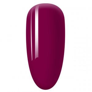 Oja Semipermanenta Exclusive Premium, Culoare Jam Purple, 15 ml