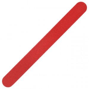 Pila Unghii Dreapta, Granulatie 100/100, Model 'Red Fire'