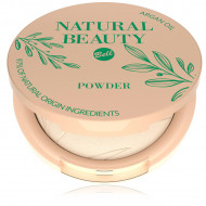 Pudra Naturala cu Ulei de Argan Natural Beauty Bell