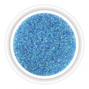 Sclipici Unghii Clasic Culoare Albastru de Azur Cod SC-55