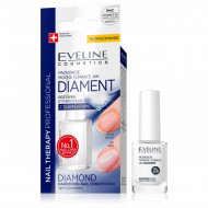 Tratament Unghii Stralucire de Diamant Eveline Cosmetics Diamond Hardening Nail Conditioner