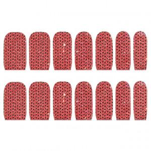 Abtibilde Unghia Intreaga 14 Buc, C1018, Stickere Unghii