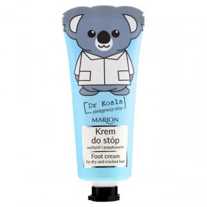 Crema Ingrijire Intensa Picioare cu Piele Uscata si Crapata Dr Koala 50 ml