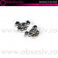 Decor Ornamental Unghii, MICKEY MOUSE (Ornamente Nail Art Unghii)