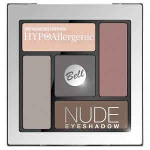 Fard Pleoape Nude, Bell HypoAllergenic, No 01