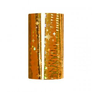 Folie Decorativa Transfer Manichiura, Gold Stars