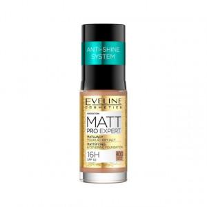 Fond de Ten Eveline Matt Expert Anti Shine, 400 Warm Beige