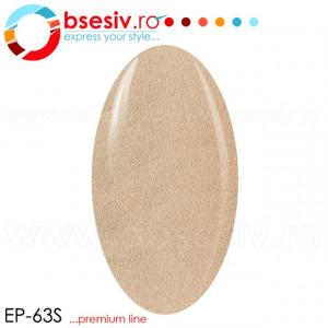 Gel Color Premium Line, Exclusive Nails, Cod EP63S