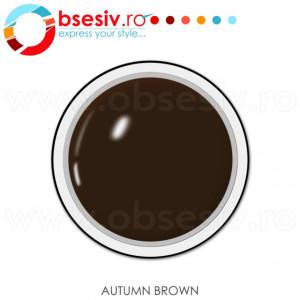 Geluri Color Unghii, Producator Royal Femme, Culoare Autumn Brown, Gramaj 5ml, Geluri Colorate Manichiura