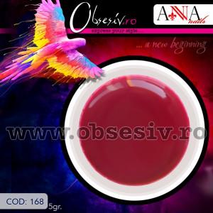 Geluri Colorate Anna Nails 168 - Gel Color UV Unghii