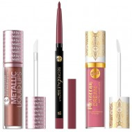 Kit MakeUp 3 in 1, Buze