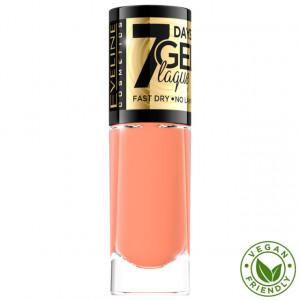Lac Unghii cu Efect de Gel Eveline Cosmetics 7 Days Gel Laque No 90