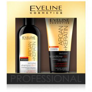 Tratament Profesional Par 8 in 1 Eveline Cosmetics Radical Repair Technology™
