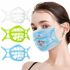 Suport Silicon Masca Medicala, Culori Aleatorii, 1 Bucata